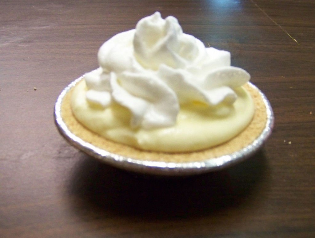 Lemon Mouse Pie