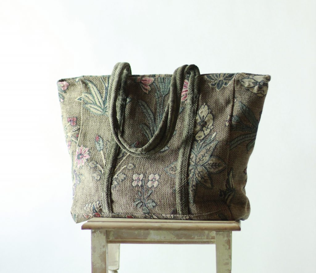 Carpet Bag by The Vermont Apron Company