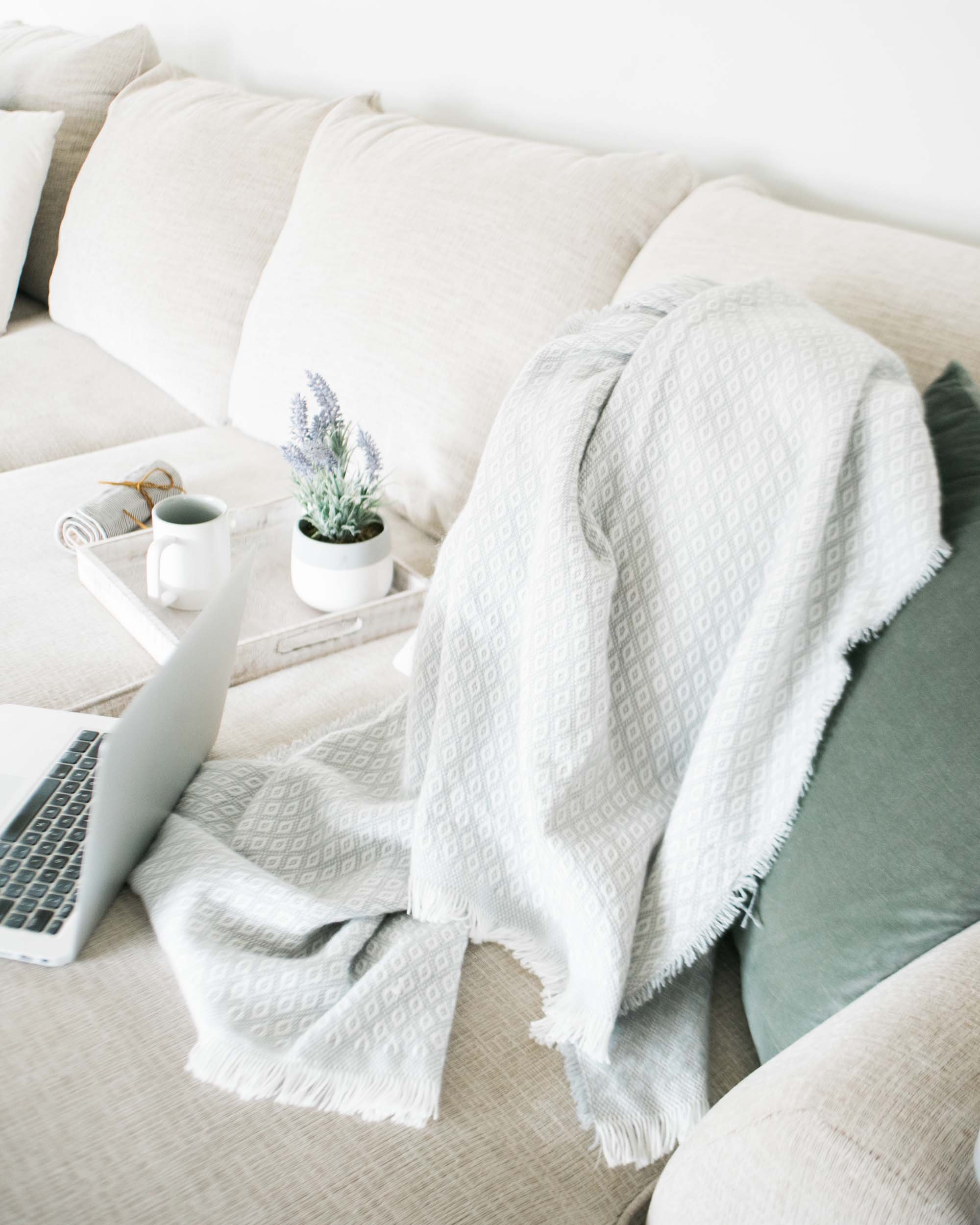 Creating space in your home to truly relax